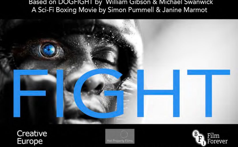 Simon Pummell helmer FIGHT, adapted from William Gibson story is awarded Creative Europe grant