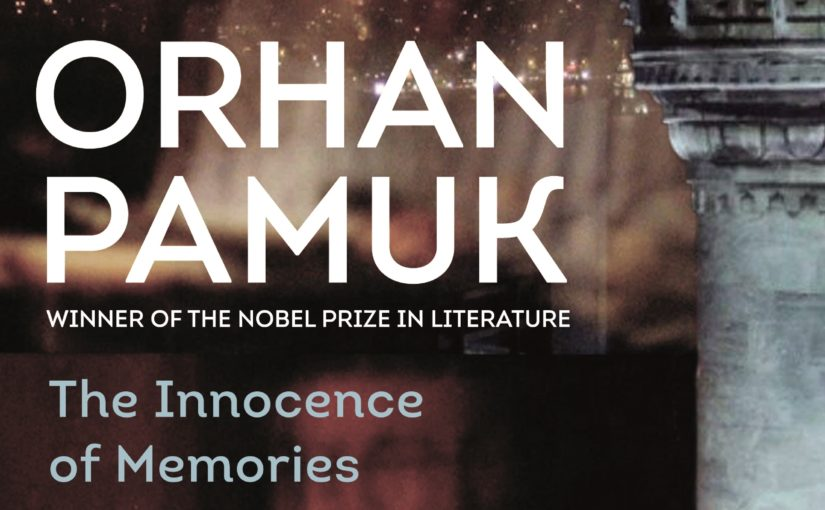 Faber publishes Orhan Pamuk's The Innocence of Memories